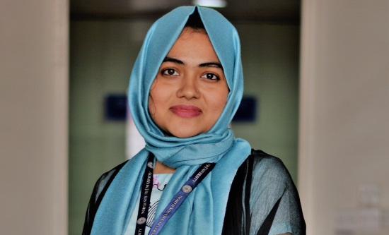 fatimah az zahra north south university